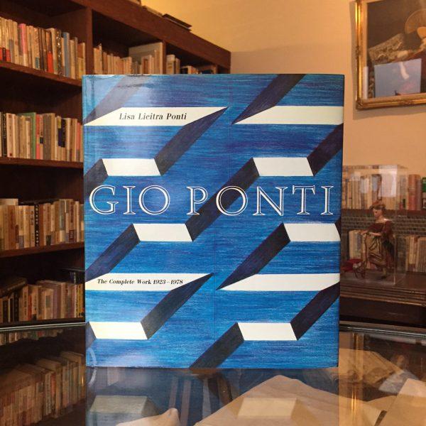 ジオ・ポンティ GIO POTI The Complete Work1923-1978 | 建築・デザイン
