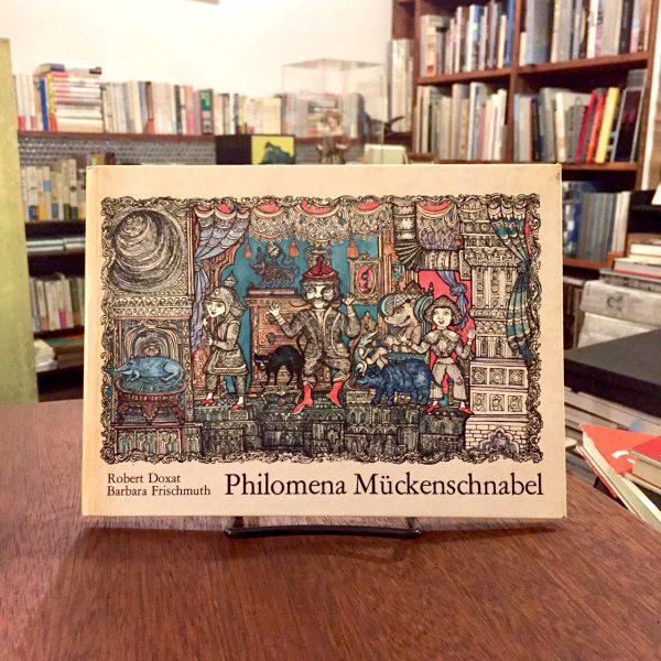 ドイツ・インゼル社の絵本 Philomena Muckenschnabel | 絵本