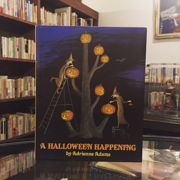 エイドリアン・アダムス A HALLOWEEN HAPPENING  Adrienne Adams | 絵本