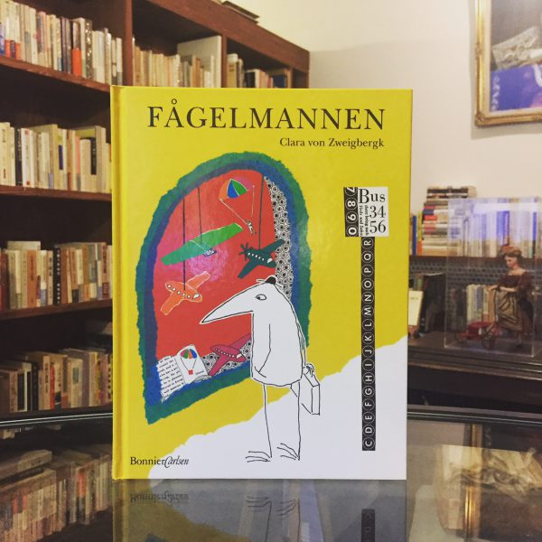 スウェーデンの絵本 | クララ・フォン・ツヴァイベルク FAGELMANNEN | Clara von Zweigbergk | 絵本