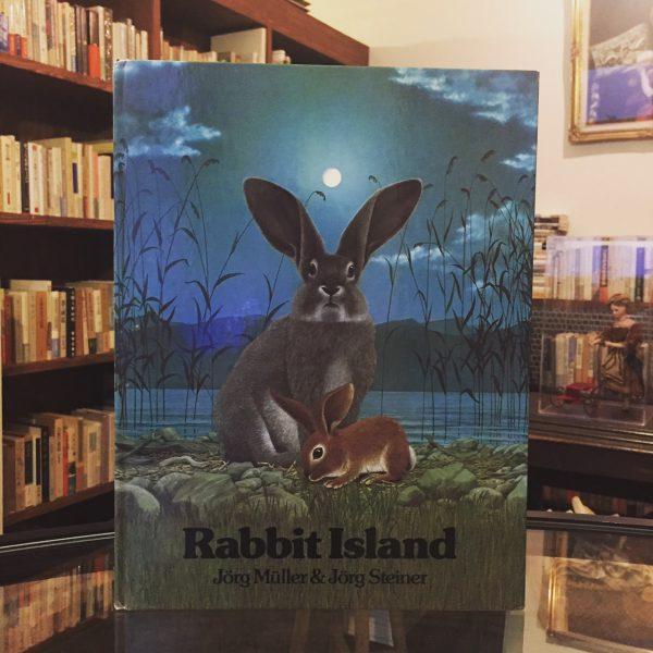 ラビットアイランド Rabbit Island  Jörg Steiner&Jörg Muller   イエルク・シュタイナー&イエルク・ミュラー   絵本