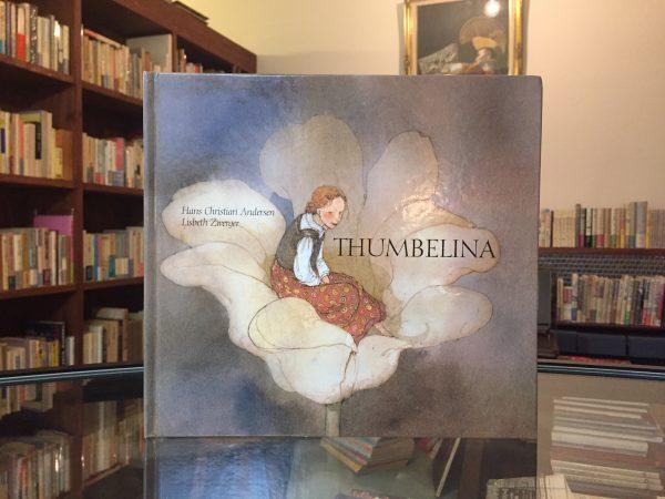 リスベート・ツヴェルガーの絵本 | THUMBELINA Lisbeth Zwerger | Hans Christian Andersen | 絵本
