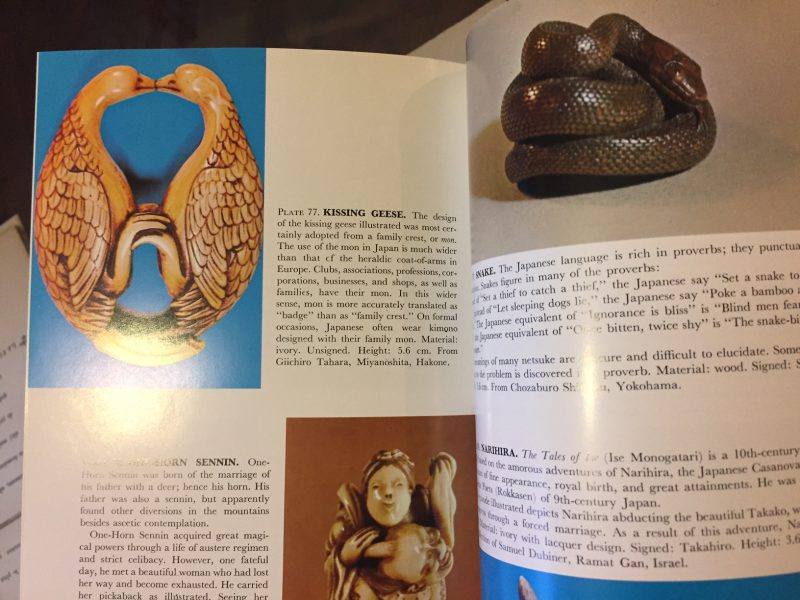 根付の本 The Wonderful World of NETSUKE RAYMOND BUSHELL | 工芸
