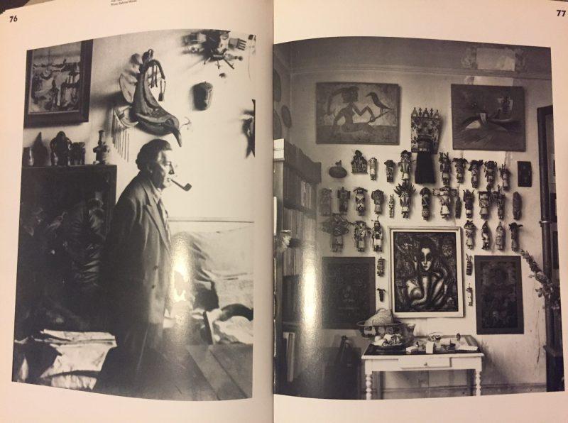 アンドレ・ブルトン Andre Breton La beauté convulsive | Centre Georges Pompidou |  美術・図録