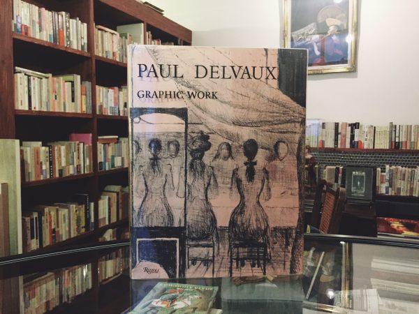 ポール・デルヴォー PAUL DELVAUX GRAPHIC WORK | 美術・版画