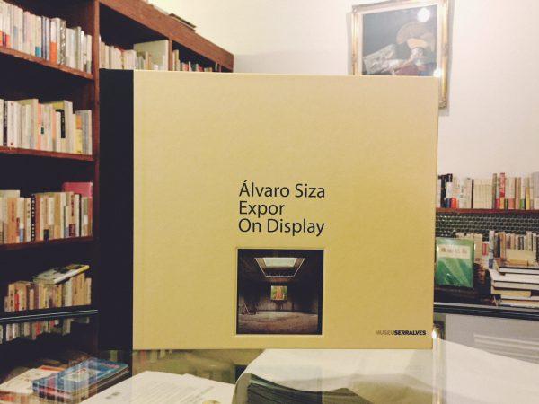 アルヴァロ・シザ Alvaro Siza Expor On Display | 建築・図録