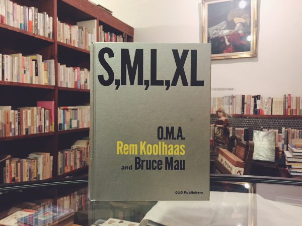 レム・コールハース S, M, L, XL O.M.A Rem Koolhaas and Bruce Mau | 建築