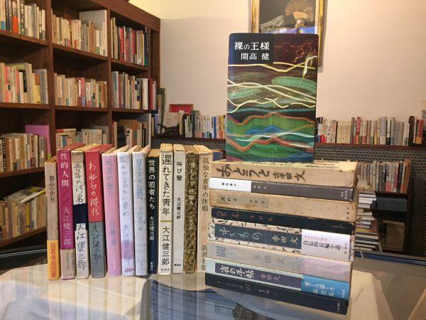 文学書の出張買取、兵庫県川西市に行って参りました