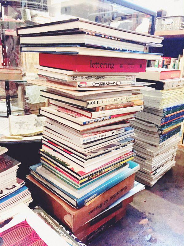 工芸・テキスタイル・デザインに関する本を出張買取