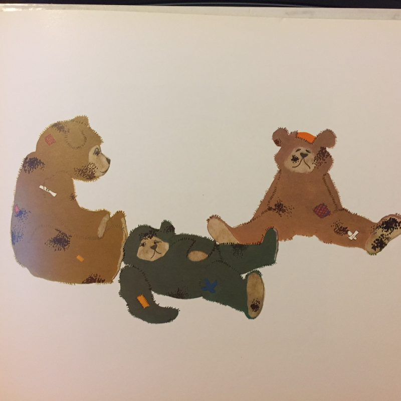 テディベアの絵本 スザンナ・グレッツ SUSANNA GRETZ:teddybears 1 to 10| 絵本