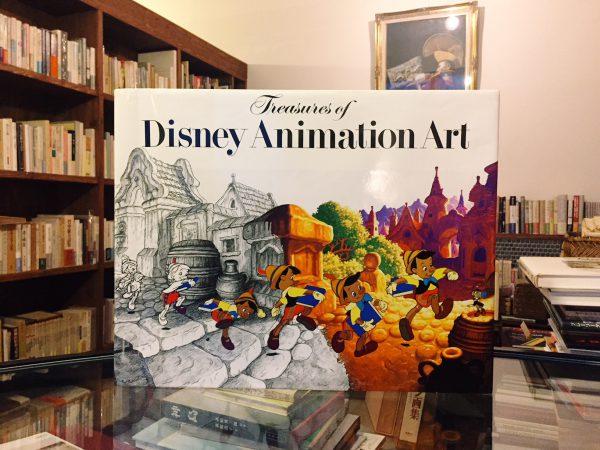 ディズニー Treasures of Disney Animation Art | アニメーション・画集