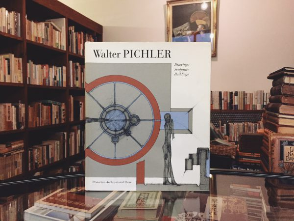 ウォルター・ピヒラー Walter Pichler Drawings Sculpture Buildings | 建築・作品集