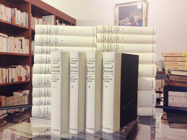 シャーウッド・アンダーソン全集 THE COMPLETE WORKS OF Sherwood Anderson | 文学・全集