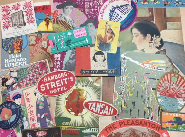 昭和戦前のラベル・紙ものを出張買取