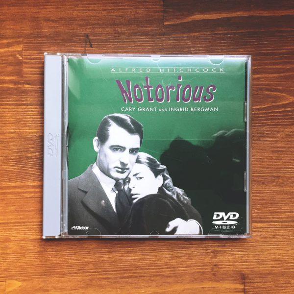 アルフレッド・ヒッチコック 汚名 | 映画・DVD