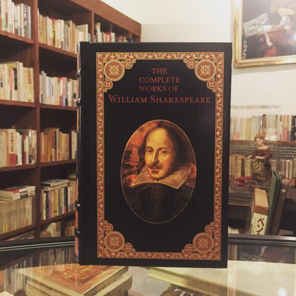 シェイクスピア全作品集 THE COMPLETE WORKS OF WILLIAM SHAKESPEARE | 文学・特装本