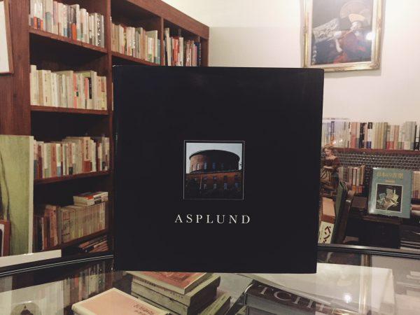 アスプルンド ASPLUND | 建築書・作品集