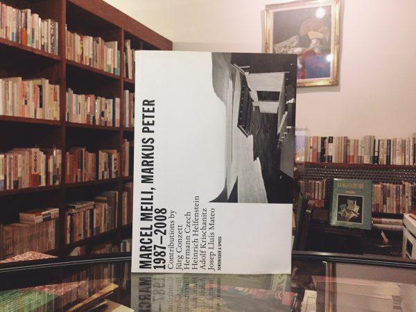 マルセル・メイリ&マルクス・ペーター MARCEL MEILI, MARKUS PETER1987-2008 | 建築書・作品集
