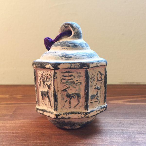 土鈴 鹿の灯籠 | 京都清水人形 | 民芸・郷土人形