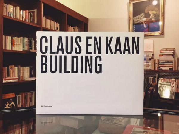 クラウス・エン・カーン CLAUS EN KAAN BUILDING | 建築書・作品集
