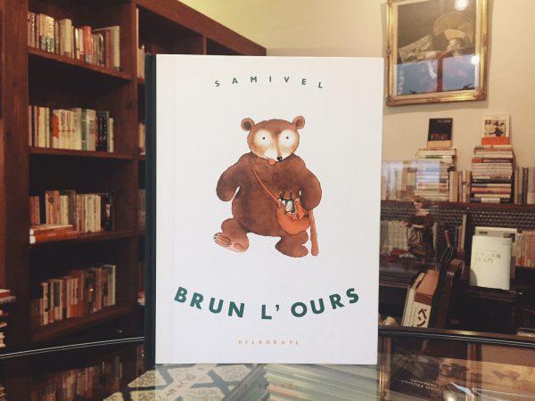 サミヴェル SAMIVEL:BRUN L'OURS | 絵本