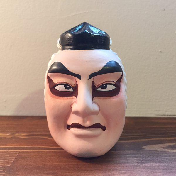 土鈴 弁慶と天狗 | 京都清水人形 | 民芸・郷土人形