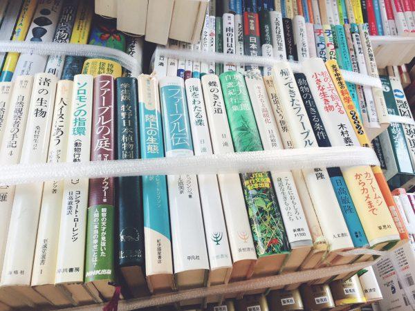 大阪府堺市にて自然科学の本を出張買取