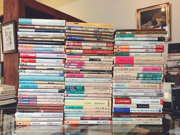 フランス文学などの文庫本、持ち込み買取