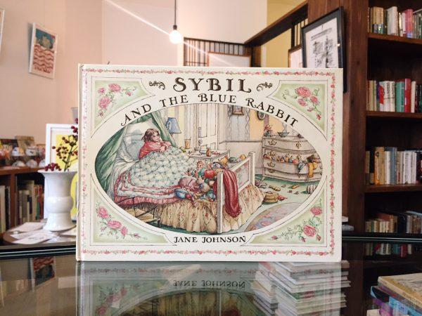 ジェーン・ジョンソン JANE JOHNSON:SYBIL AND THE BLUE RABBIT   絵本