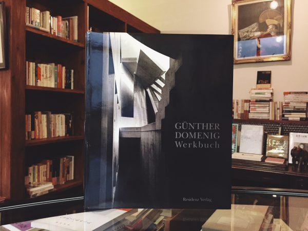 ギュンター・ドメニク GUNTHER DOMENIG:Werkbuch | 建築書・作品集