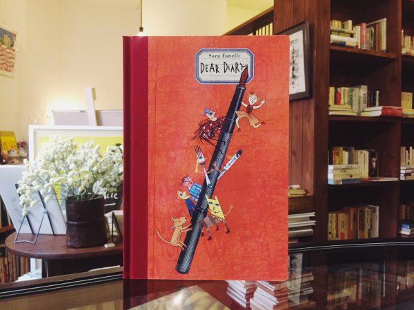 サラ・ファネリの絵本 SARA FANELLI:DEAR DIARY | 絵本・現代美術・デザイン