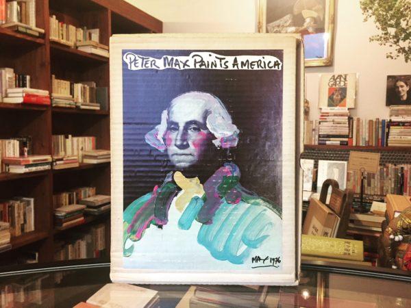 ピーター・マックス PETER MAX PAINTS AMERICA | 美術・デザイン