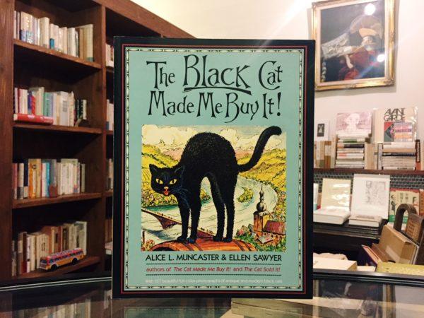黒猫のスクラップ本 | The Black Cat Made Me Buy It! | 洋書・コレクション