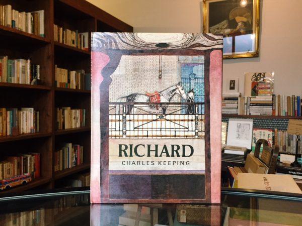 チャールズ・キーピング CHARLES KEEPING:RICHARD | 絵本
