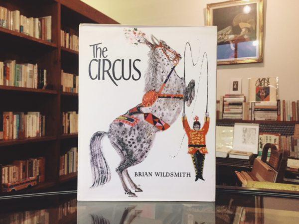 ブライアン・ワイルドスミス BRIAN WILDSMITH | The Circus | 絵本