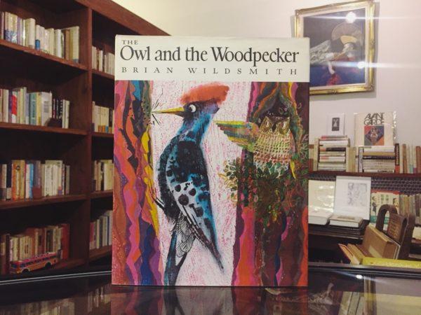 ブライアン・ワイルドスミス BRIAN WILDSMITH | The Owl and the Woodpecker | 絵本