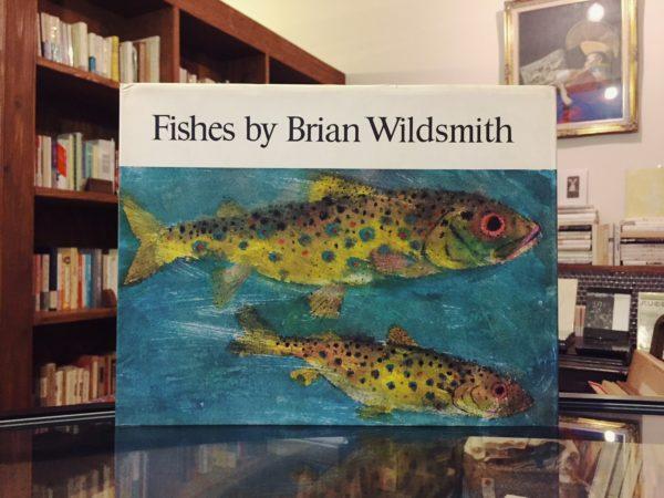 ブライアン・ワイルドスミス BRIAN WILDSMITH | Fishes| 絵本
