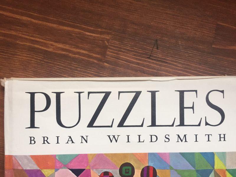 ブライアン・ワイルドスミス BRIAN WILDSMITH | PUZZLES| 絵本