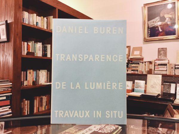 ダニエル・ビュレンヌ(ダニエル・ビュラン) DANIEL BUREN | 透きとおった光 | 水戸芸術館現代美術センター | 現代美術・図録