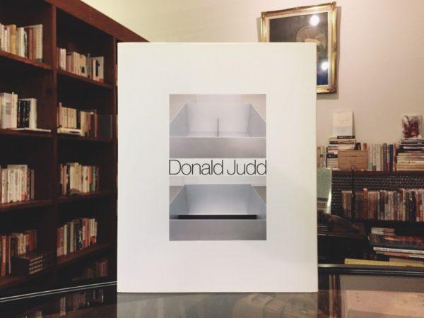 ドナルド・ジャッド Donald Judd: 1989 Baden-Baden | 現代美術・作品集