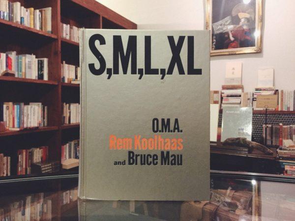 レム・コールハース S,M,L,XL O.M.A Rem Koolhaas and Bruce Mau   建築書