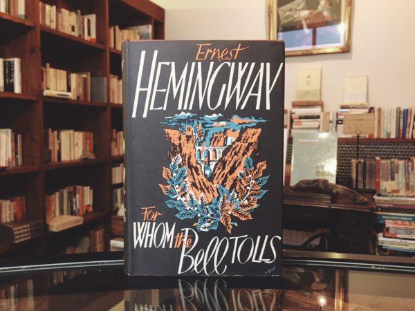アーネスト・ヘミングウェイ Ernest Hemingway | For Whom the Bell Tolls | 文学