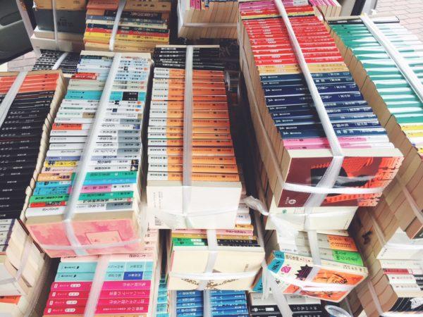古本の買取 | 松本清張などの推理小説を東大阪市にて大量出張買取