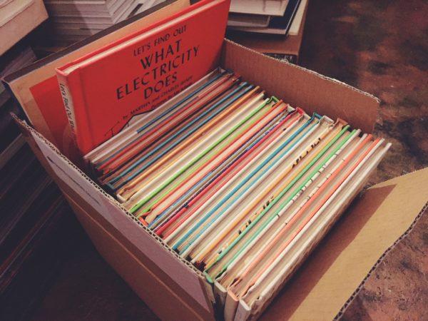 古本の買取 | 洋書の絵本を店頭にて持ち込み買取