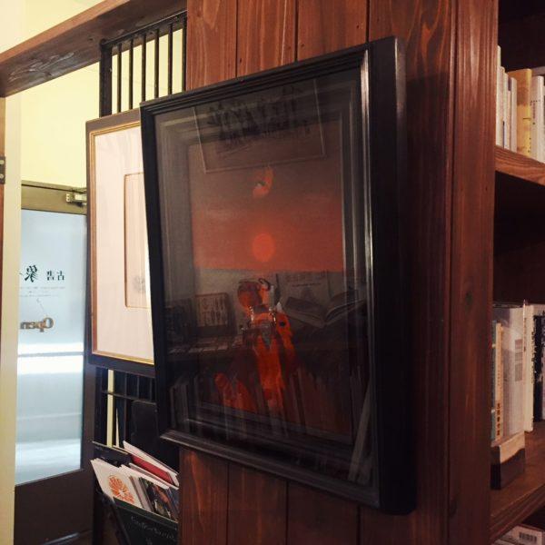 斎藤真一の油彩画が入荷いたしました