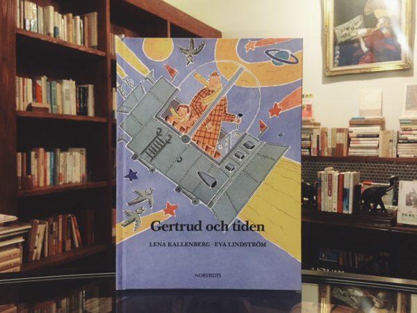 スウェーデンの絵本 | Gertrud och tiden | Eva Lindström エヴァ・リンドストローム | 絵本