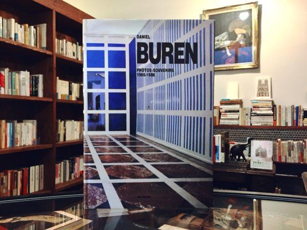 ダニエル・ビュレン Daniel Buren: Photos Souvenirs 1965-1988 | 現代美術・作品集