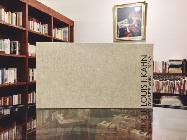 ルイス・カーン コンプリートワーク1935-74 初版 | LOUIS I.KAHN COMPLETE WORK1935-74 | 建築書