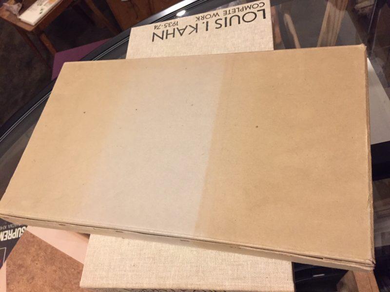 ルイス・カーン コンプリートワーク1935-74 初版   LOUIS I.KAHN COMPLETE WORK1935-74   建築書