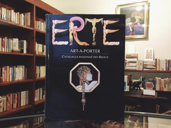 エルテ Erté: Art-a-Porter: Catalogue Raisonne des Bijoux | 工芸・デザイン
